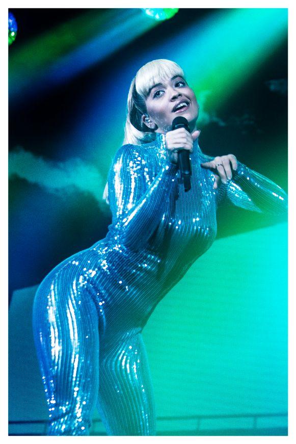 Rita Ora in Trix, Antwerpen.