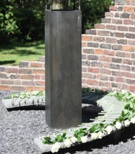 Deel Gedenkteken Indiëgangers in Den Bosch gestolen, monument beschadigd
