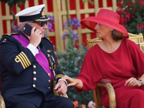 """Le comportement """"hallucinant"""" du prince Laurent lors du défilé du 21 juillet"""