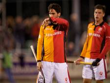 Overtuigende overwinning mannen Oranje-Rood