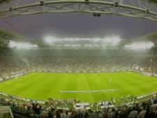 Juventus-Ajax te zien in Philips LED licht van Signify Eindhoven