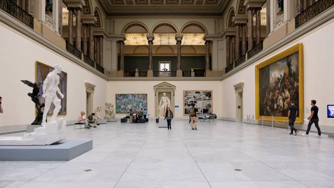 Ook Brusselse musea heropenen dinsdag de deuren