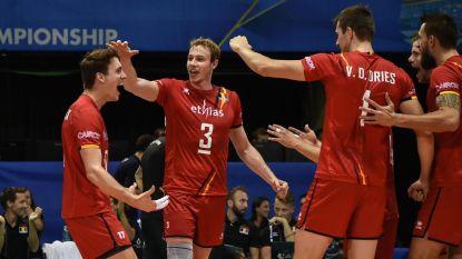 """Braziliaans volleyteam geducht voor Red Dragons in 'galaduel': """"We mogen na WK voetbal niet wéér verliezen van België"""""""