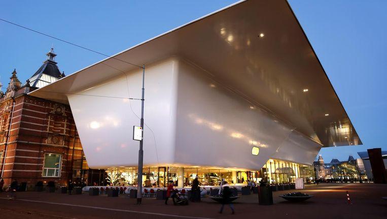 Het Stedelijk Museum. Beeld Hollandse Hoogte