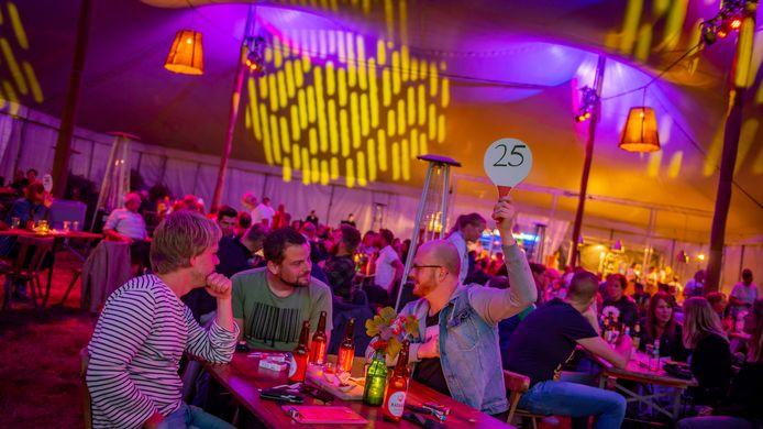 Het openluchttheater Lichtenvoorde gaat de komende weken verder in een tent.