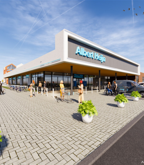 Nieuwe Albert Heijn grootste supermarkt van Rijssen