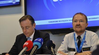 Criminaliteit daalt met 30 procent tijdens zes jaar De Wever-Muyters
