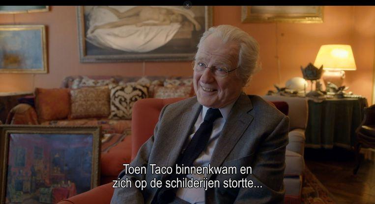 Éric de Rothschild. Beeld