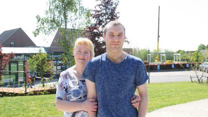 Mama is zorgcentrum zo dankbaar voor opvang van haar zoon dat ze benefiet op poten zet
