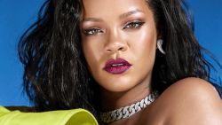 Waarom Rihanna fotografen en gsm's verbood op haar laatste modeshow