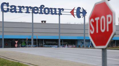 Carrefour-winkels in Genk en Angleur blijven dan toch open, mogelijk 191 jobs minder weg bij warenhuisketen