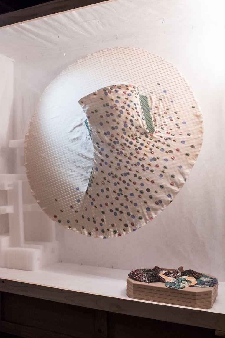 Eindexamencollectie ArtEZ (2001). Beeld Simon Lenskens