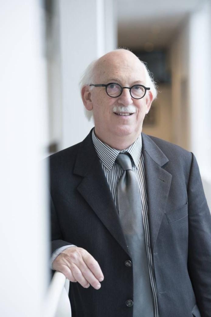 Wethouder Johan Kruithof. Foto gemeente Apeldoorn