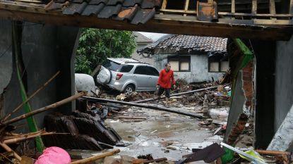 Ruim 40.000 mensen dakloos door tsunami in Indonesië