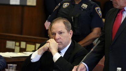 Aangeklaagde Harvey Weinstein blijft voorlopig gespaard van huisarrest