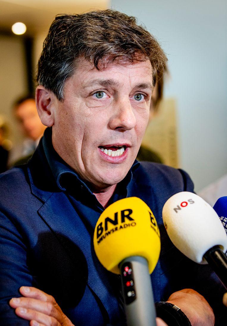 Jacco Vonhof, MKB-Nederland Beeld ANP
