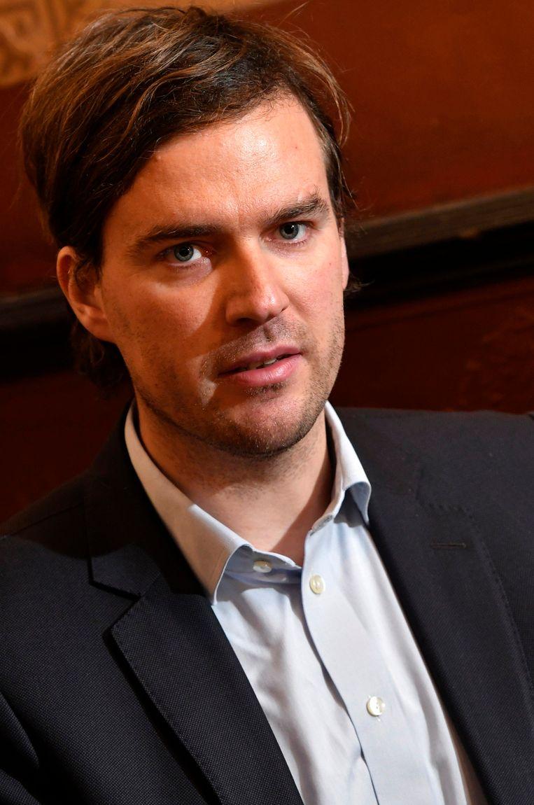 Mathias De Clercq, lijsttrekker Open Vld