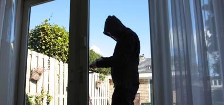Zomer vol woninginbraken in Huissen, Elst juist gespaard