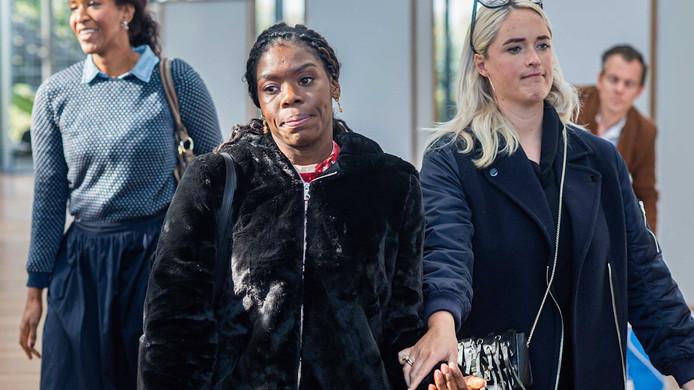 In de rechtbank in Antwerpen werd een maand geleden twee jaar cel en 8000 euro boete geëist tegen actrice Imanuelle Grives voor drugshandel.