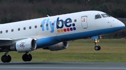 Toestellen vliegmaatschappij Flybe definitief aan de grond