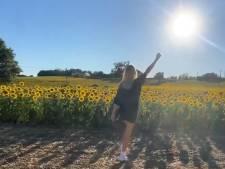 """Angèle fait une prestation remarquable  au """"Tournesol Festival"""""""