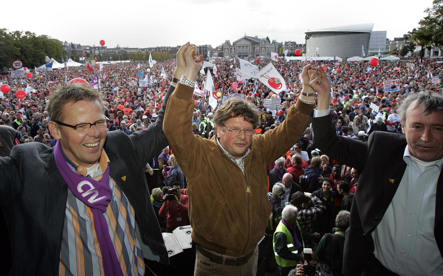 Lodewijk de Waal in 2004