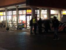 'Coop-commotie' om drie winkeldieven
