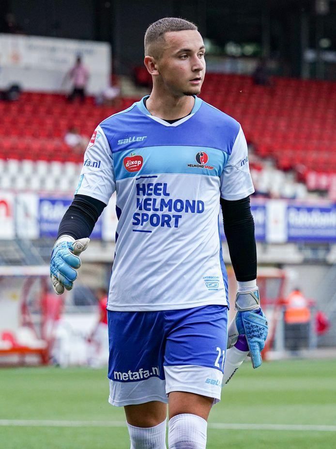 Rowen Koot tekent voor één seizoen met een optie op nog een extra seizoen in Helmond.