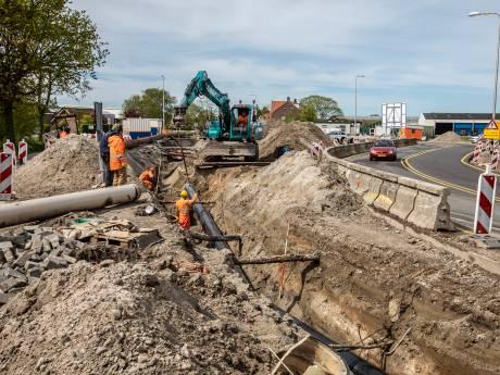 Een week lang omrijden vanwege afsluiting Naaldwijkseweg