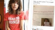 Meisje (3) geeft griezelige beschrijving van ingebeeld vriendinnetje en nu is internet ervan overtuigd dat ze achtervolgd wordt door geest