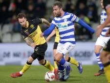 De Graafschap jaagt tegen Jong AZ op elfde periodetitel; Seuntjens nog een twijfelgeval