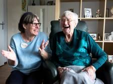 'Verplicht vrijwillig' de oudere medemens een handje helpen in Loenen