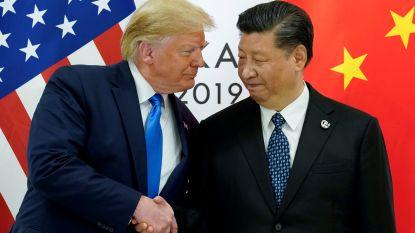 Videocall G20-leiders afgeblazen wegens ruzie tussen China en VS