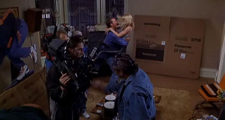 Beeld uit de film EDtv (1999). Beeld