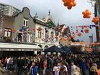 Koningsdag trekt zo'n 17.500 mensen naar Eindhovense binnenstad en Strijp-S