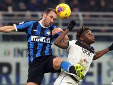 """""""Nous avons été exposés jusqu'au dernier moment"""", déplore un joueur de l'Inter Milan"""