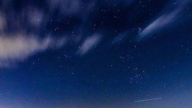 Voor de liefhebbers van vallende sterren: meteorenzwerm Orioniden passeert komende dagen onze planeet