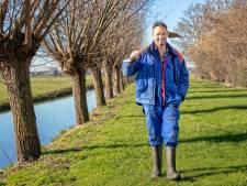 Melkveehouder is tegen verhogen waterpeil: ik zie de koe niet gauw verdwijnen