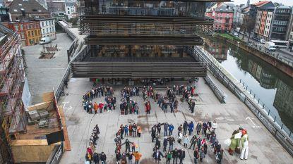 Lancering 'Gent Leest' gaat samen met stunt, boekenruil en zoektocht