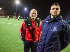 Merlijn-coach Essed looft tegenstander: 'Goed dat ze een elftal op de been wisten te brengen'