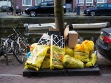 Gele restafvalzak weer weg: 'Afval scheiden moet makkelijker'