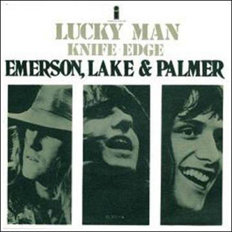 Het meanderende folkliedje Lucky Man werd in 1970 direct een dikke hit. Beeld