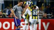 Europees avontuur van Anderlecht zit erop: paars-wit nu ook ten onder op veld Fenerbahçe