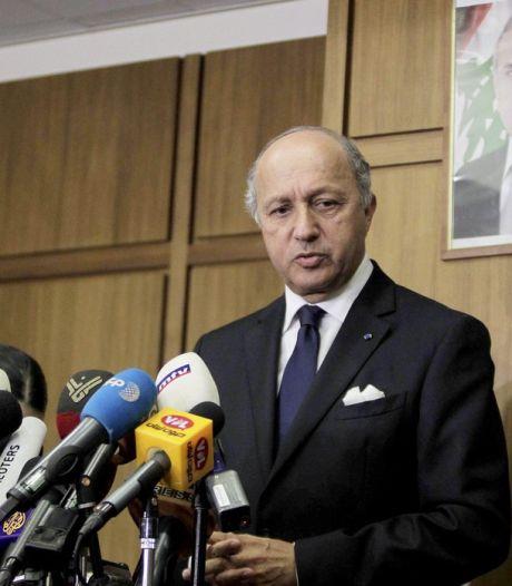 """""""Le régime syrien doit être abattu et rapidement"""""""