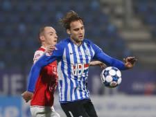 FC Eindhoven in gesprek met talenten Bogaers en Van Rosmalen over toekomst