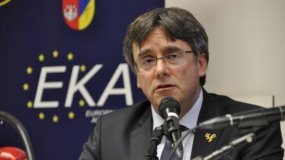 Kritiek op Staatsveiligheid in zaak-Puigdemont