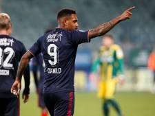 Wat Danilo doet, deed Dick van Dijk bij FC Twente twee keer op rij