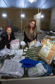 Dierenvoedselbank nu ook voor arme baasjes in de Noordoostpolder