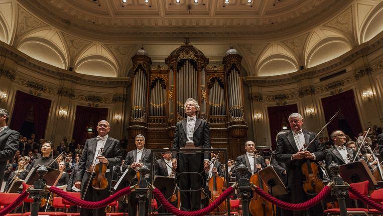 Cleveland Orchestra, ooit één van de belangrijkste vijf orkesten uit Amerika Beeld Dingena Mol