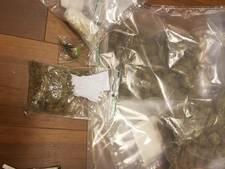 Zes aanhoudingen bij drugsactie in Draaibrug